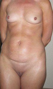 sexy dameklær naken i solen