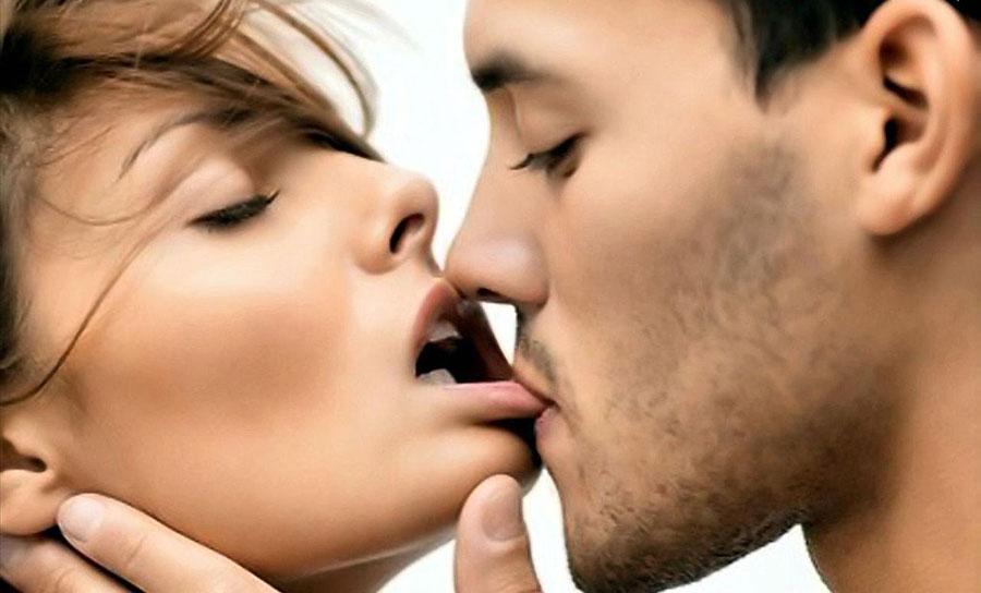 Erotisk kyss